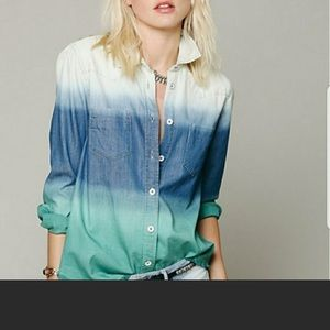 Free People before sunrise top small